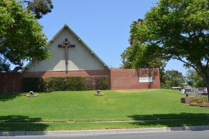 St. Paul's Episcopal Church in Tustin
