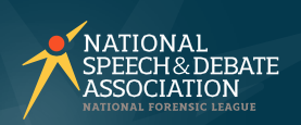 National Speech and Debate Association logo