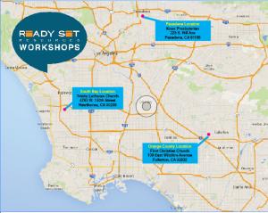 Workshop locations