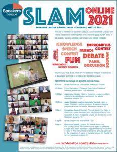 SLAM Online flyer
